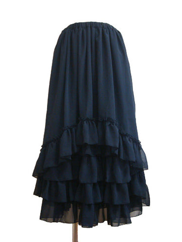 ATELIER PIERROTVague skirt black
