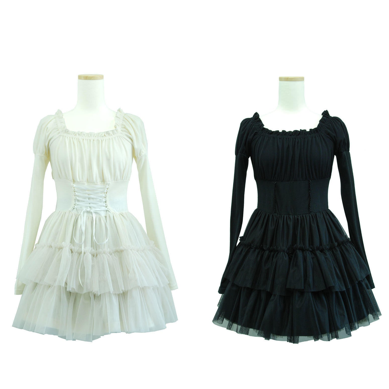 "Sheglit ""Tulle tiered dress"""
