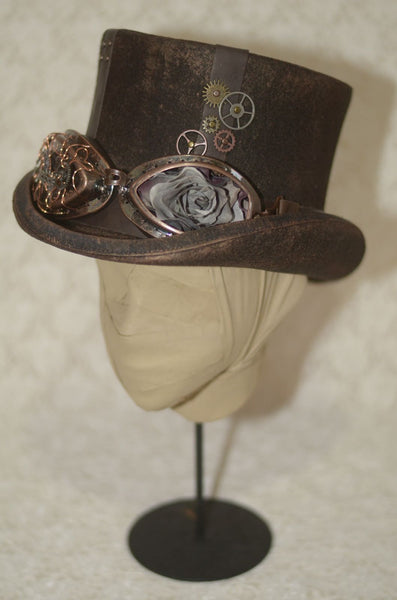 "corgi-corgi ""Steampunk top hat(Bronze)"""