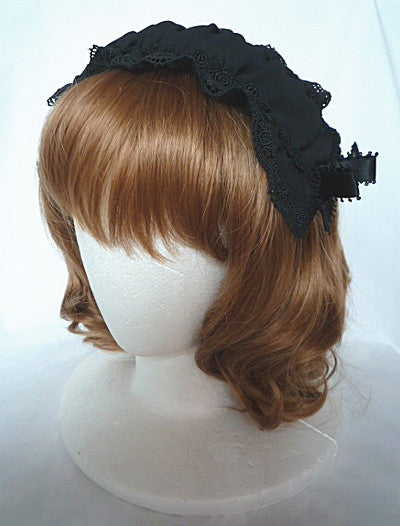 "Pina sweetcollection ""Gather frill hair band"""