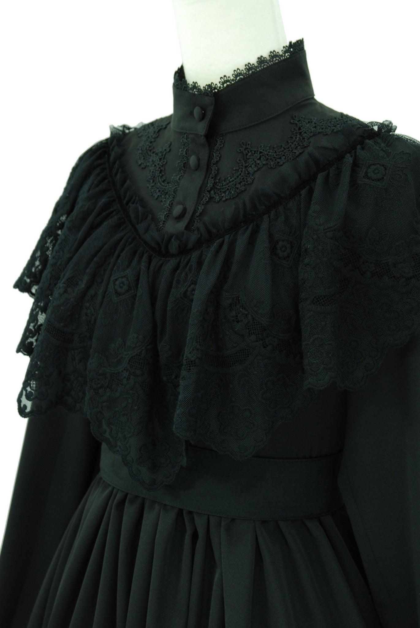 "Sheglit ""Noble Elegant Dress(black)"""
