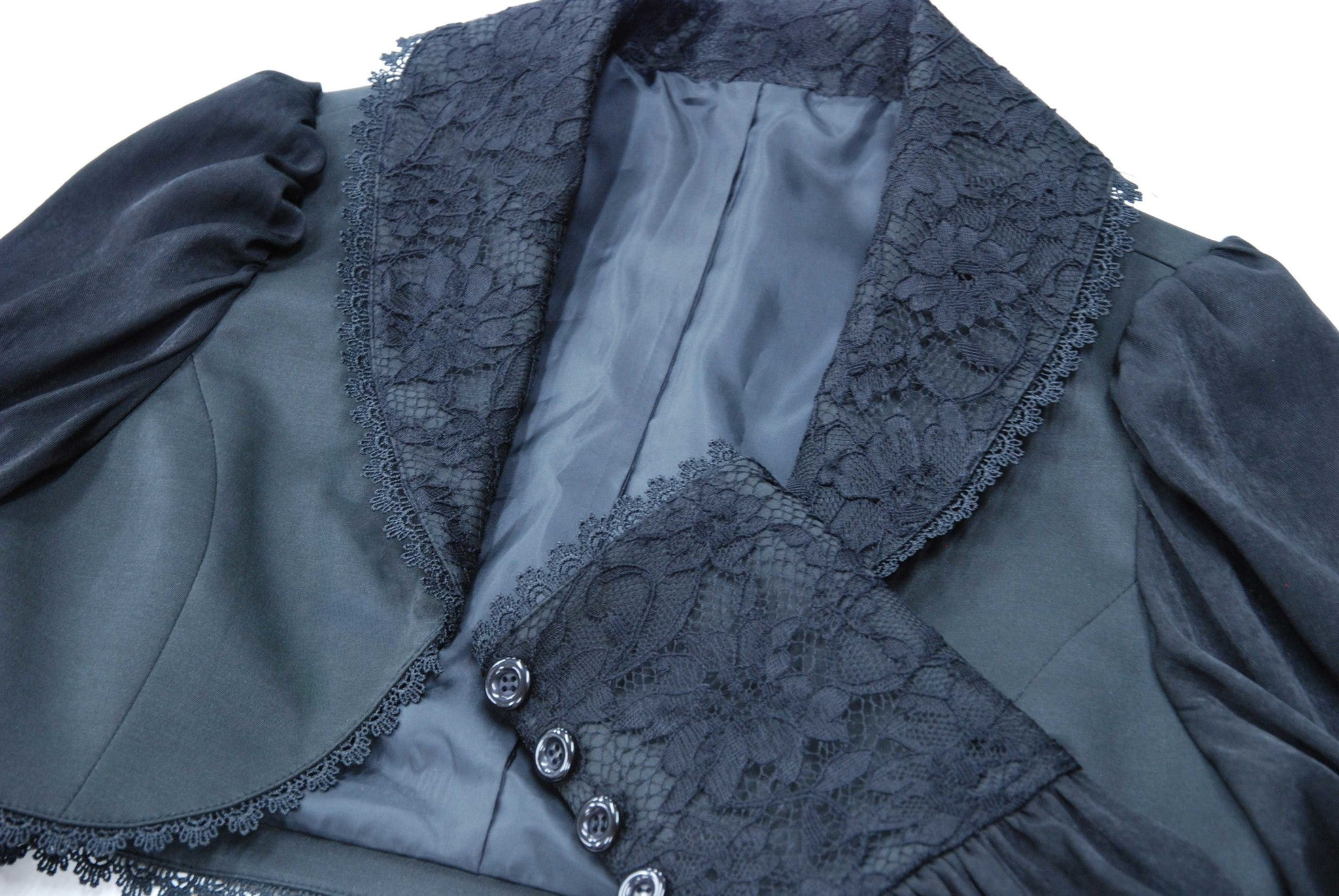 "Sheglit ""Bishop sleeves bolero"""