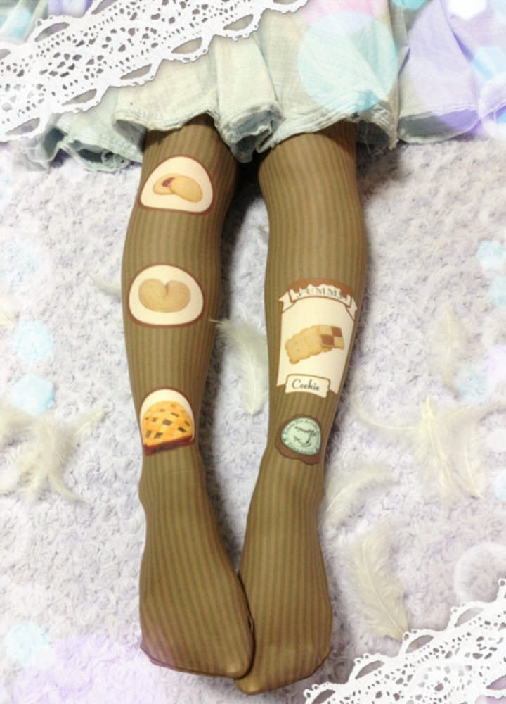 "Traumerei ""Gift wrapping tights"""
