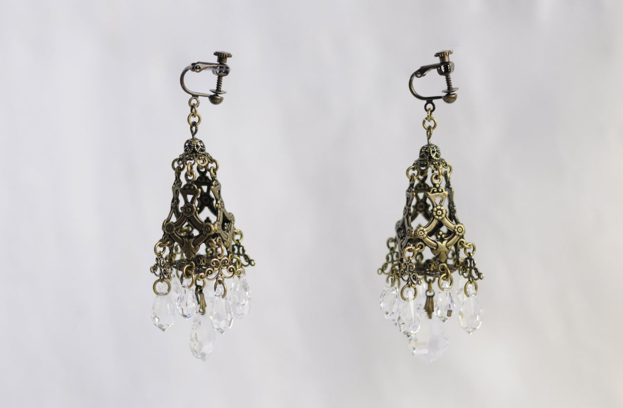 "Excentrique ""Chandelier Earring"""