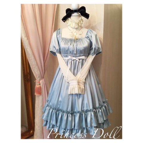 Princess Doll Dream Baby Doll (Ice Blue)