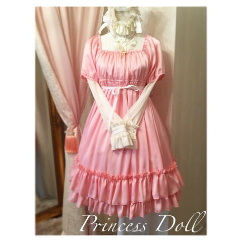 Princess Doll Dream Baby Doll (Strawberry Pink)
