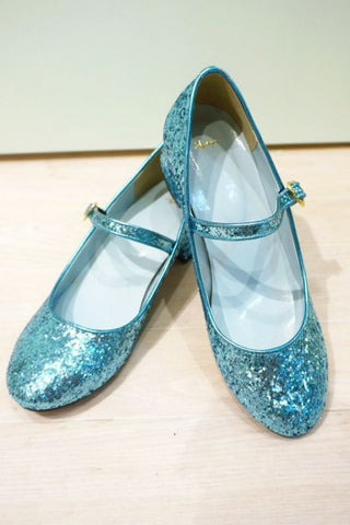 RoseMarie seoir glitter shoes(blue) M