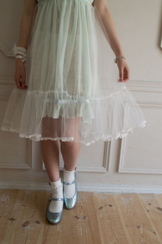 RoseMarie seoir tulle skirt