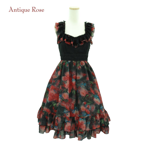"Sheglit ""Rose Garden"" Dress antique rose"