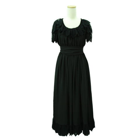 "Sheglit  ""Nocturne"" Lace Dress black"