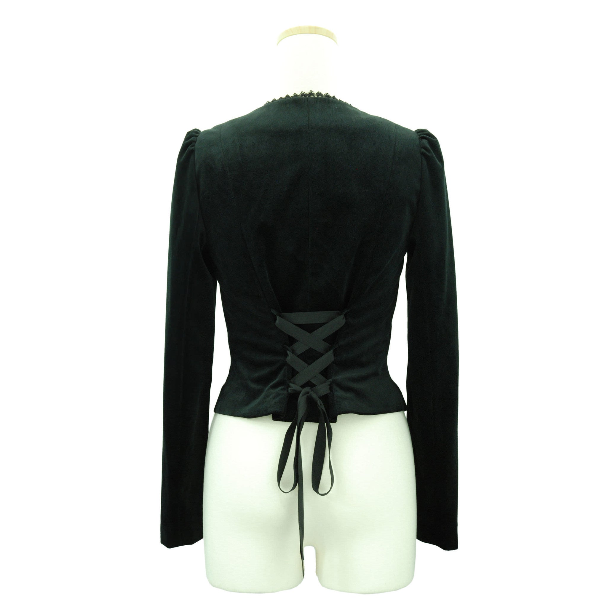 "Sheglit ""Agnes"" Classical Jacket black"