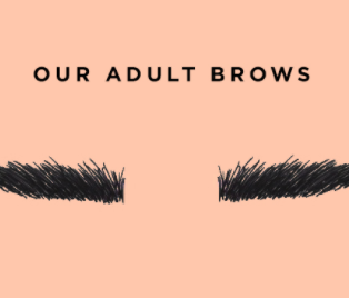A TRAJECTORY OF YOUR LIFE, AS TOLD BY YOUR EYEBROWS