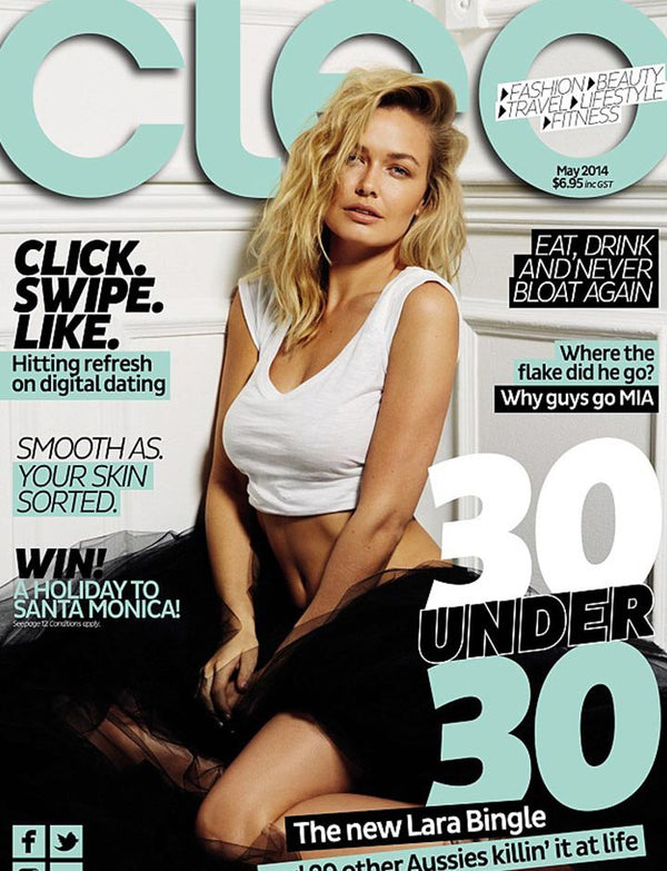 Lara Bingle - Get the look!