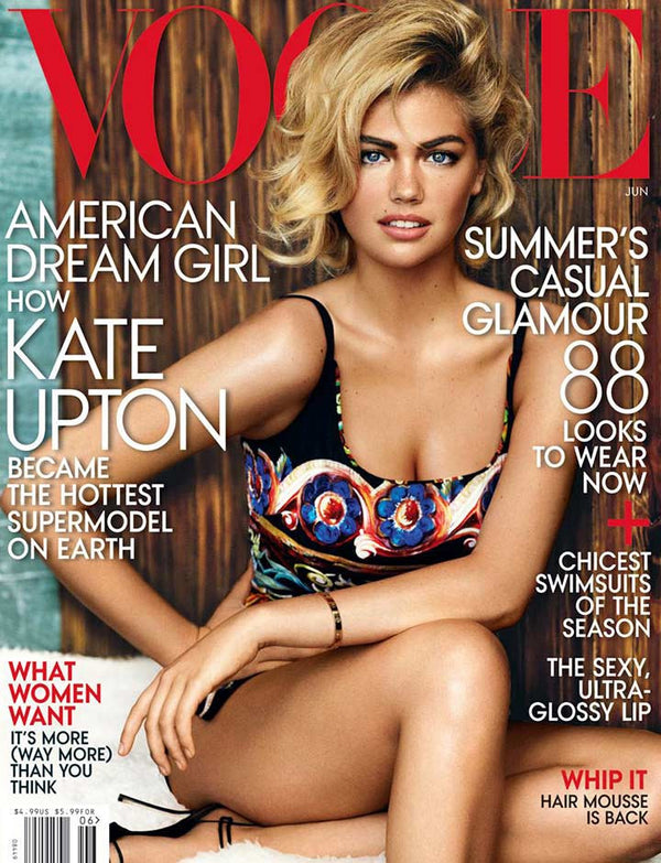 Kate Upton for US Vogue