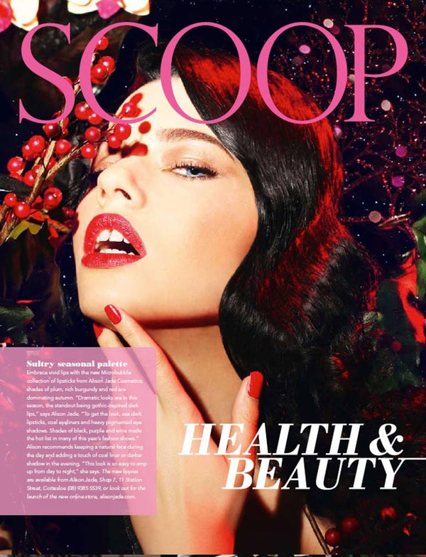 Alison Jade in SCOOP!