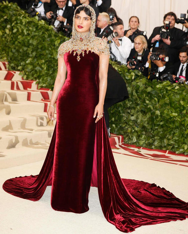 OUR FAVOURITE BEAUTY LOOKS FROM THE 2018 MET BALL