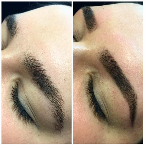 Eyebrow Makeover vs Feather Touch Tattooing – Alison Jade