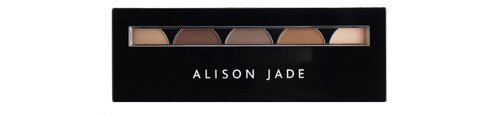 Shop the Alison Jade Brow Palette