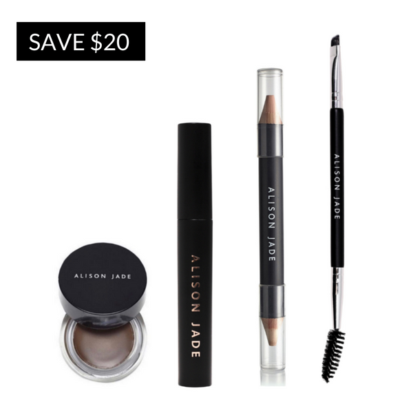 Brow Soap & Brush