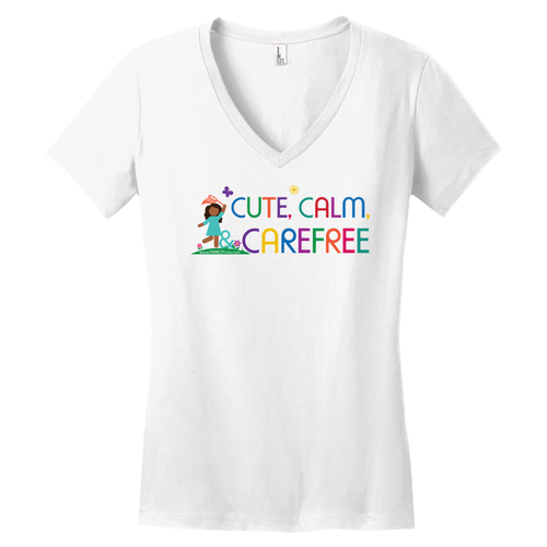 Cute, Calm, & Carefree T-Shirt