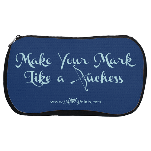 Make Your Mark Like a Duchess™ Cosmetic Bag