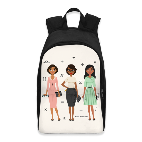 STEM Hidden Figure Backpack