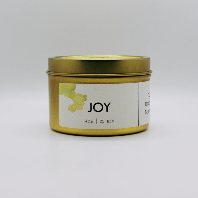 Joy Travel Tin