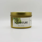 Adventure Travel Tin