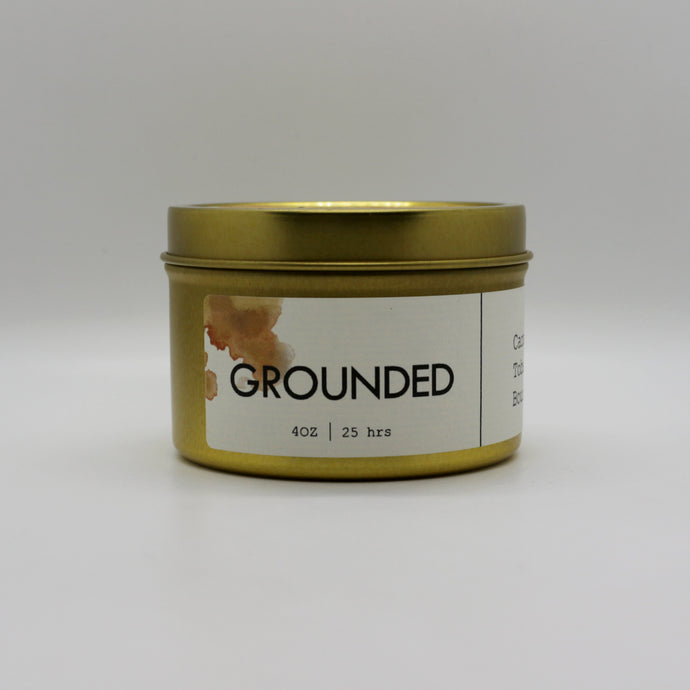 Grounded Travel Tin