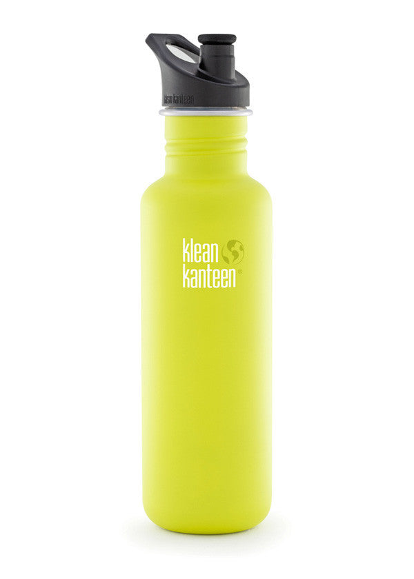 Klean Kanteen Original 800ml Lime Pop (matt)