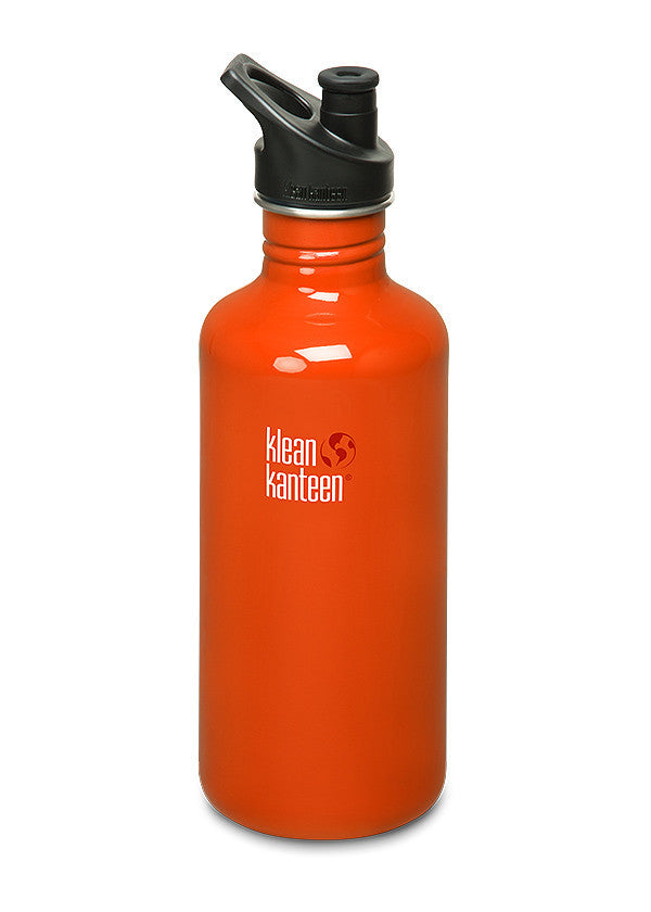 Klean Kanteen 1182ml Flame Orange