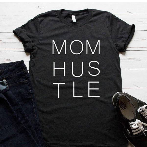 MOM HUS TLE t-shirt