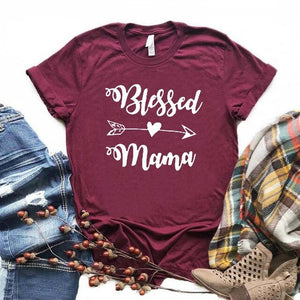 Blessed Mama T-Shirt 👩