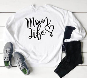 MOM Life SWEATSHIRT 👩