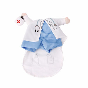 DOCTOR POLICEMAN COWBOY SUIT DRESS 😽😸😻🐈