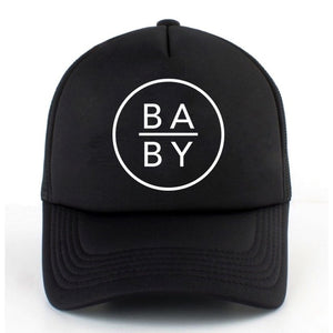 Mom Dad Babe Hat 🧢