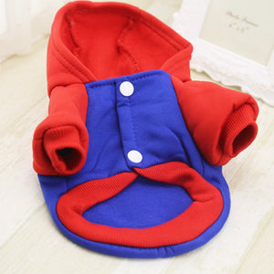 PETS SUPERMANHOODIES 🐶🐾🐕