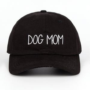 DOG MOM Hat 🧢🐾
