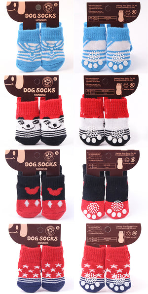 4 PCS SOCKS FOR LOVELY PETS 🐶🐾🐕