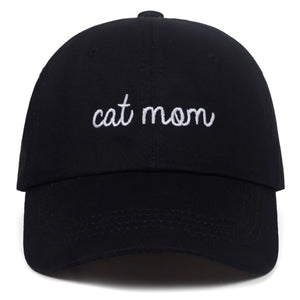 CAT MOM Hats  🐱🐈👩