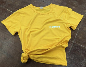Honey T-Shirt 👩