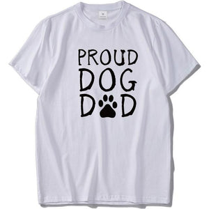 proud dog DAD T-Shirt 🐶🐾🐕