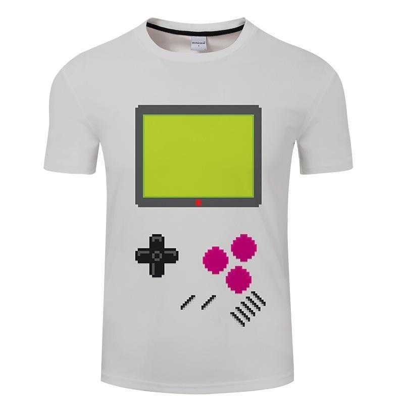 Fashion Youth Game Boy T-Shirt