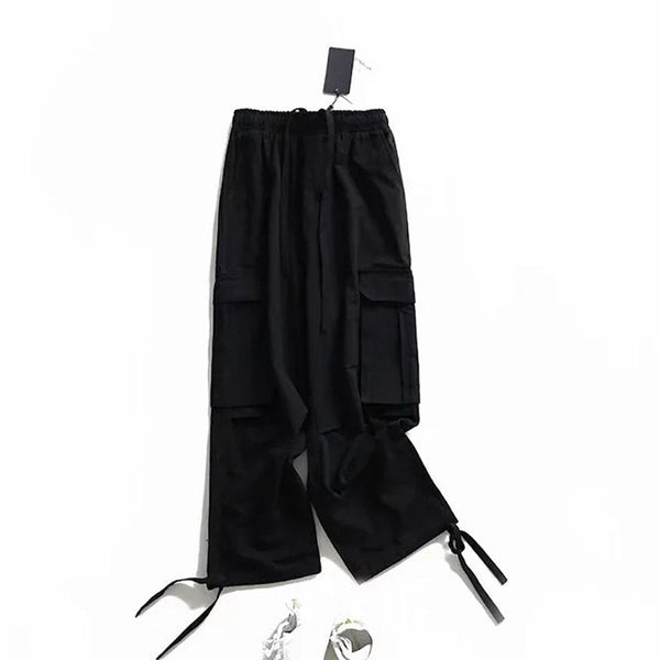 Women's Large Pocket Ankle Strap With Harlan Overalls