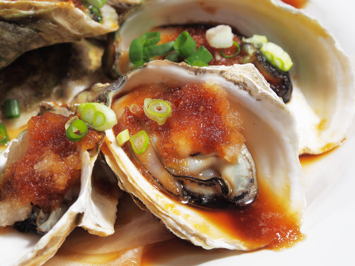 Enjoy the Holidays with Fresh Oysters