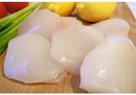 FRESH Alaskan Halibut Cheeks