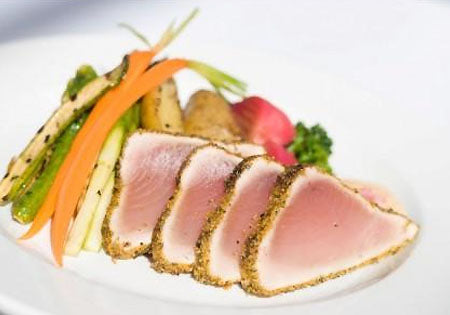 Fresh Albacore Tuna