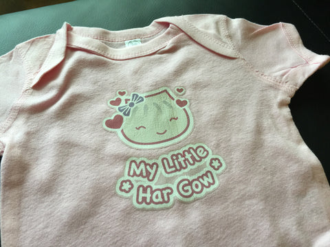 My Little Har Gow Onesie