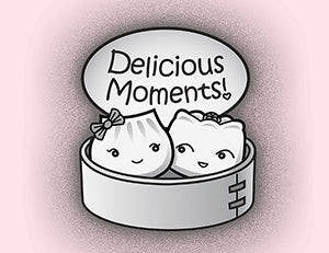 Delicious Moments Print