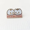 It's A Bao Love Pin